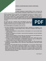 Ropa de Trabajo - Expuesta a Agentes Contaminantes.