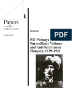 Pal Pronay  Paramilitary Violence and Anti-Semitism in Hungary 1919 1921.pdf