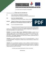 INFORME TEÓRICO PRÁCTICO CICLO BASICO Y MEDIO CETPRO JUL 2019