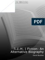 David Buckley - R.E.M. – Fiction_ An Alternative Biography