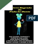 LIVRO SAGRADO DA FADA DO DENTE