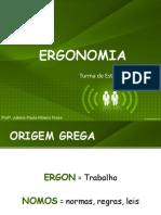 UC2 - Ergonomia na Estética