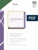 Micro Insurance PDF