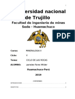 CICLO DE LAS ROCAS INFORME