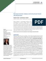 Lectura 11_Socioeconomic status and brain.pdf