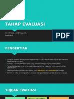 8. evaluasi