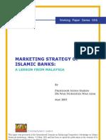 Marketing Strategy for Islamic