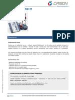 Medidor PH BASIC 20