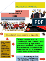 INDICACIONES GENERALES Filosofía3M