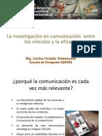 VIIECC_La investigación en comunicación