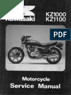 kz1000 kz1100 Zx12 Wiring Diagram
