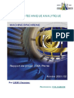 Electrotechnique analytique - Machine synchrone.pdf