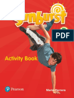 Sunburst 2 activity book