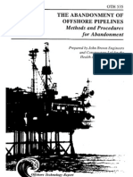 Offshore Pipe Lines Book