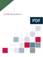 PASW Statistics Base 18