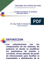 TEORIA_SUBESTACION DE POTENCIA,elementos basico,SEMANA1_2