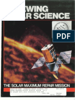 Renewing Solar Science the Solar Maximum Repair Mission