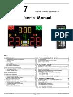 940-M06-EN FA-07 Manual