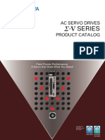AC SERVO SIGMA-V PRODUCT CATALOGE.pdf