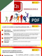Vuelta a La Práctica Deportiva Al Aire Libre (Fase 0)