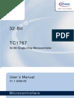 TC1767 microcontroller manual.pdf