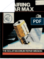 Repairing Solar Max the Solar Maximum Repair Mission
