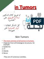 151120190Skin Tumors.ppt