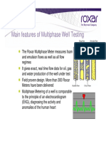 Roxar MultiPhase Flow Meter For Well_testing Presentation