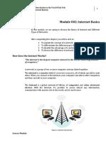 WEEK 2 INTERNET BASICS