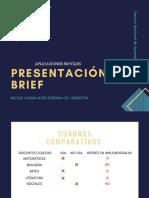 Presentación Brief