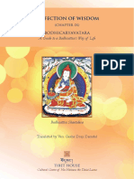 The Wisdom Chapter from A Guide to the Bodhisattva's Way of Life