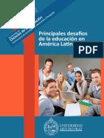 10. Principales desafios de la educación en america latina (1)