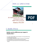 FORMATION A L APICULTURE. Maurice FELTIN