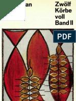 Zwölf Körbe voll - Band 2