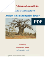 4a-Ancient Indian Engineering Botany