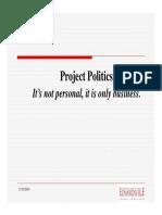 Project Politics