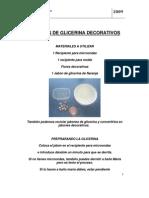 Proceso de Jabones de Glicerina