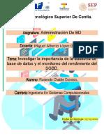 RCHD-18E50252-Investigar la importancia de la auditoría de base de datos