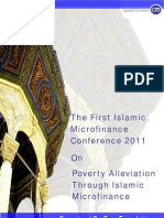 The First National Islamic Microfinance Conference Pakistan 2011