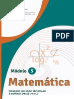 MODULO5 MATEMATICA