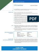 CFQ SANITIZER_FT_REV2019_V01
