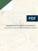 MEMÓRIA EM UM ESPAÇO DE TRANSIÇÃO_O Entre-lugar nas obras de Julia Csekö, Louise Bourgeois e Lygia Clark .pdf