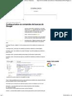 comandos de busca do Google.pdf