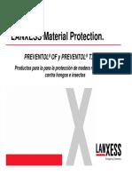 ECUADOR - MADERA Presentación OF y TX CE 12