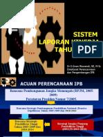Sistem Laporan Kinerja IPB