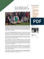 Sobre los mapuches
