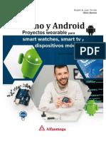 Arduino y Android Proyectos