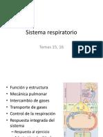 Fisiología respiratoria 1