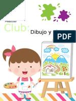 Club de dibujo y pintura