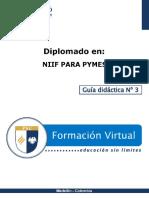 GUÍA DIDÁCTICA 3 NIIF para PYMES